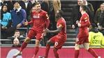 Những kỉ lục nào chờ đợi Liverpool?