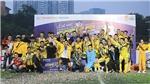 Đại nhạc hội bóng đá phủi Hà Nội