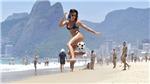Hot girl nóng bỏng khiến Neymar phải đầu hàng