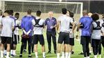UAE chê điều kiện tập luyện ở Hà Nội