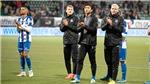 Vì sao Văn Hậu không được thi đấu, dù Heerenveen thay hậu vệ trái?