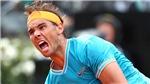 Hướng tới Pháp mở rộng 2019: Nadal vượt Federer  tiến sát kỷ lục đặc biệt
