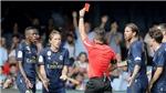 Real Madrid: Từ thẻ đỏ tranh cãi của Modric đến luật bảo vệ gót chân