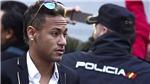 Neymar bị tòa án Brazil và Tây Ban Nha điều tra trốn thuế