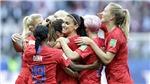 Bức tranh bóng đá nhìn từ World Cup nữ 2019