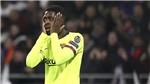 Barca: Không thể kỳ vọng vào Dembele