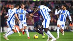 Barca: Bây giờ, chỉ Messi mới nổi bật hơn Dembele!