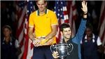 Top 10 tay vợt nam kiếm tiền thưởng nhiều nhất thế giới: Djokovic đã vượt mặt Federer
