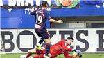 Real Madrid trở lại Top 4: Những đôi chân run rẩy