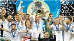 Super League không thể sánh với Champions League
