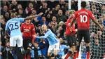 Man City thắng M.U 3-1: Một trời, một vực ở derby Manchester