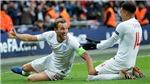 UEFA Nations League: Anh vào chung kết, Croatia xuống hạng