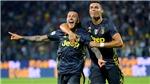Không thể ngăn cản Juve và Ronaldo