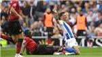 ĐIỂM NHẤN Brighton 3-2 M.U: Dấu hỏi bộ đôi trung vệ. Pogba lại 'sáng nắng chiều mưa'