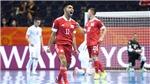 Vòng 1/8 World Cup futsal 2021. Việt Nam vs Nga
