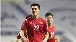 Đội tuyển Việt Nam thở phào cùng Tiến Linh