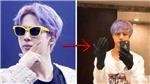 Jin BTS luôn thích 'phá cách', tự nhuộm tóc và tự cắt cả tóc