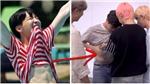 Thú vị các chàng trai BTS 'đọ' cơ bụng 6 múi cùng nhau