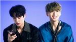 BTS: Jin và Jungkook chí chóe, thân thiết như anh em một nhà