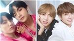 BTS: 20 bức ảnh 'tự sướng' siêu đáng yêu của V & Jungkook