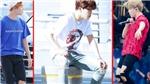 Không rời mắt ngắm Jimin BTS trong những chiếc quần jeans rách
