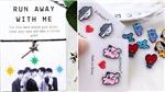 13 món đồ 'handmade' độc đáo của sao K-pop fan có thể mua