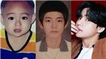 Fan vẫn kinh ngạc với 'visual' của V BTS từ khi còn nhỏ