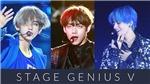 Lý do tại sao V BTS nổi tiếng là 'thiên tài sân khấu' của K-pop