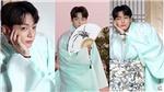 Fan 'phát cuồng' với 'visual' thanh tao của Jungkook BTS trong màu hanbok khó hợp