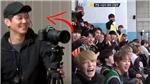 Jungkook BTS và những thần tượng K-pop khiến các tay máy quên cả nhiệm vụ