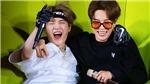 Khoảnh khắc tình anh em sâu đậm của Suga BTS và Jimin