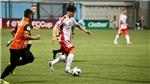 Bóng đá Việt Nam: Công Phượng ghi bàn trên đất Singapore, lập công 2 trận liên tiếp
