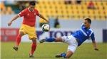 Video bàn thắng Hà Tĩnh 1-2 Than Quảng Ninh: Bi kịch trên chấm 11m