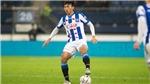 Văn Hậu ghi dấu ấn trong chiến thắng của đội dự bị Heerenveen
