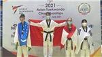 HCV quý giá của võ sĩ  taekwondo Kim Tuyền