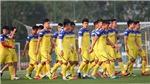 VIDEO: 5 cầu thủ U22 bị loại trước thềm SEA Games 30. Trọng tài Oman bắt trận Việt Nam - Thái Lan