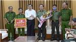 Đà Nẵng khen thưởng lực lượng triệt phá đường dây đánh bạc online 3.000 tỷ đồng
