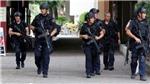 Mỹ: Xả súng ở Trenton, 10 người bị thương