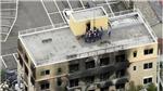 Vụ cháy xưởng phim ở Nhật Bản: Cảnh sát xác định vụ việc là 'cố ý gây hỏa hoạn và giết người'