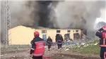 Ít nhất 50 người bị thương trong vụ nổ nhà máy pháo hoa ở Thổ Nhĩ Kỳ