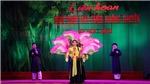Tổng kết và trao giải Liên hoan Nghệ thuật hát Chèo không chuyên Hà Nội năm 2020