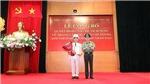 Thăng quân hàm từ Thiếu tướng lên Trung tướng với Thứ trưởng Bộ Công an Trần Quốc Tỏ