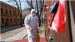 Dịch COVID-19: Số ca nhiễm mới tại nhiều nước Đông Âu tăng cao trở lại