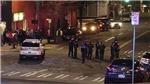 Cảnh sát lao xe vào đám đông sau khi bị bao vây tại Mỹ