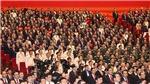 Các chính đảng, tổ chức và bạn bè quốc tế gửi thư, điện chúc mừng