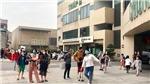 Hà Nội: Kịp thời khống chế đám cháy tại chung cư Mipec Long Biên