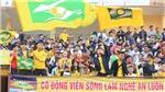 SLNA đấu HAGL, sân Vinh mở cửa đón khán giả