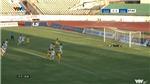 VIDEO highlight SLNA 2-0 HAGL: Trả giá vì sai lầm hàng thủ