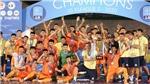 VIDEO highlight Bình Định 1-0 Phố Hiến: Ngày vui ở đất Võ