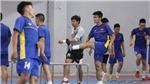 Tuyển futsal hội quân hướng đến VCK  châu Á